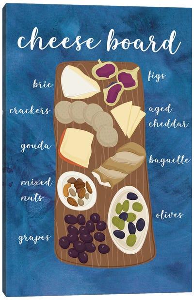 Fresh Flavors III Canvas Art Print