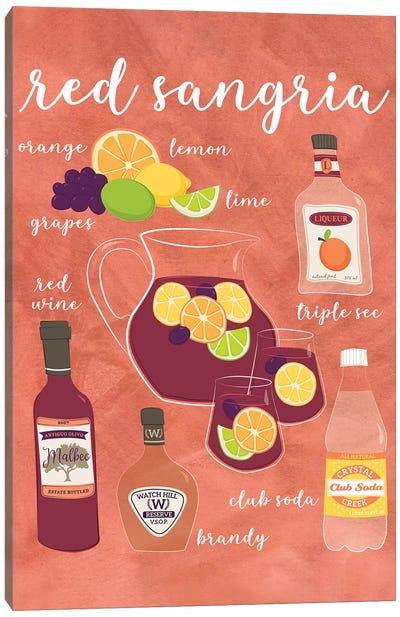Fresh Flavors V Canvas Art Print