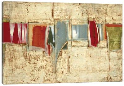 Color Steps Canvas Art Print