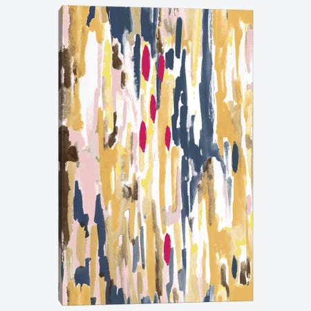 Bark Pattern Canvas Print #SBE2} by Sara Berrenson Canvas Print