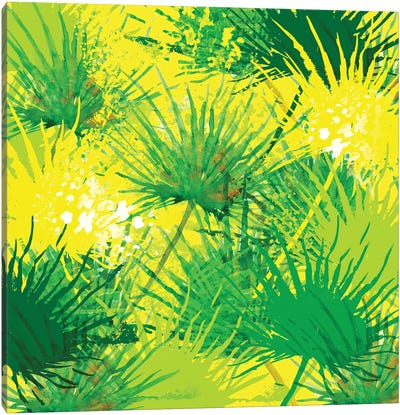 Palms Canvas Art Print