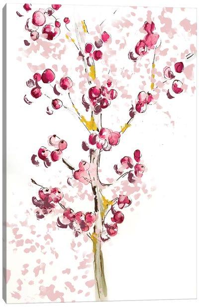 Berries Canvas Art Print