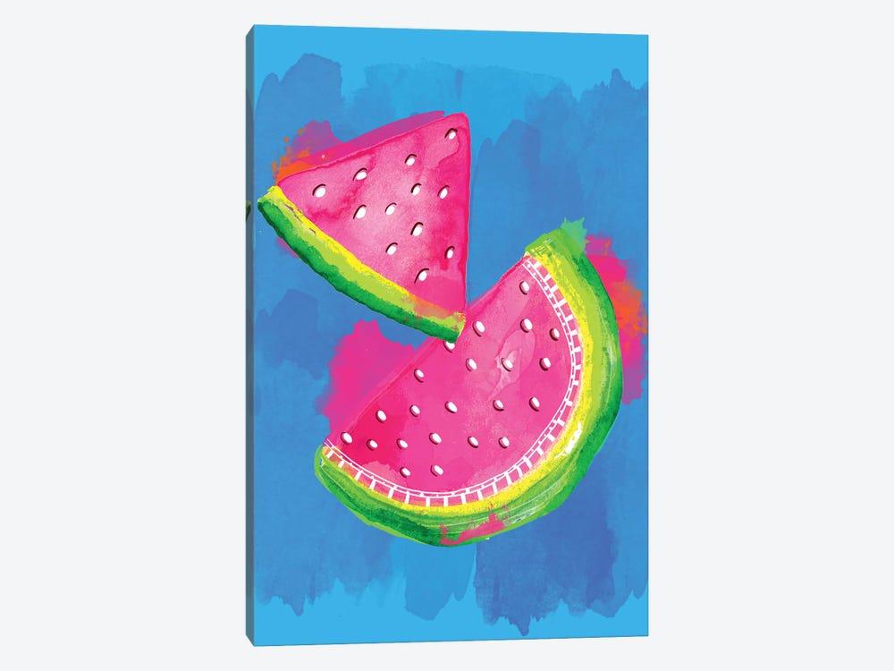 Watermelon by Sara Berrenson 1-piece Canvas Art