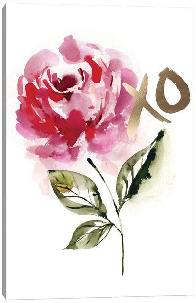 La Vie En Rose Canvas Art Print