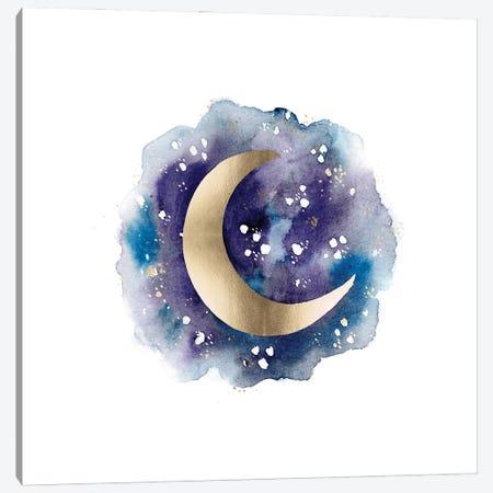 Mystic Moon Canvas Print #SBE95} by Sara Berrenson Canvas Art Print
