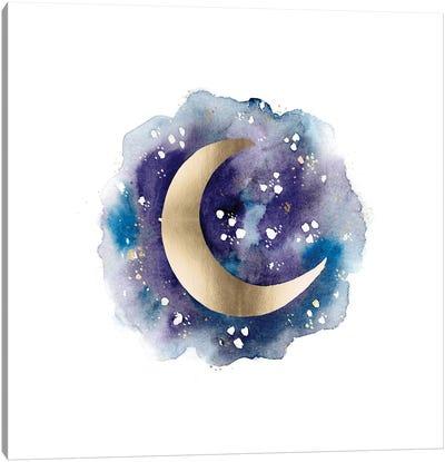 Mystic Moon Canvas Art Print