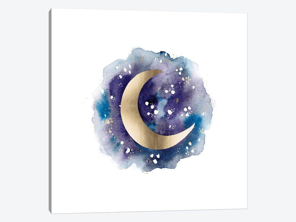 Mystic Moon by Sara Berrenson 1-piece Canvas Art
