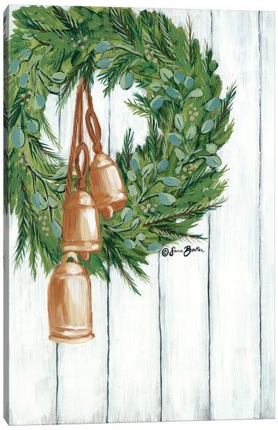 Copper Bells Ring Canvas Art Print