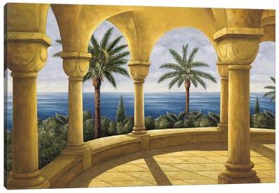 Ocean View I Canvas Print #SBL1