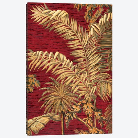 Tropical I Canvas Print #SBL2} by Samuel Blanco Canvas Art