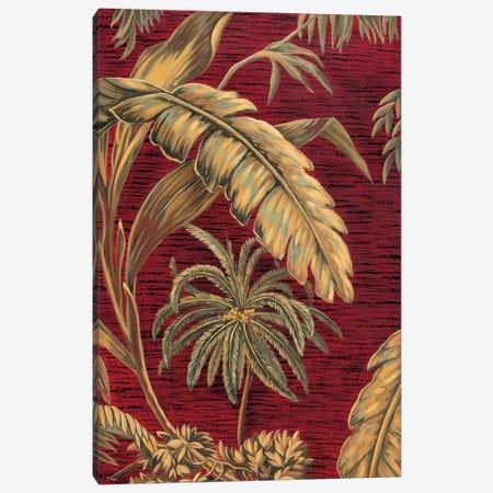 Tropical II Canvas Print #SBL3} by Samuel Blanco Canvas Wall Art
