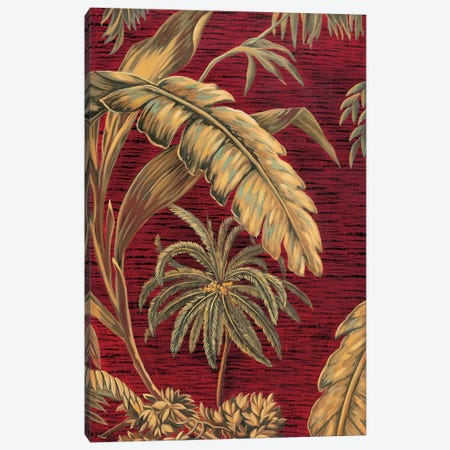 Tropical II Canvas Print #SBL3} by Samuel Blanco Canvas Wall Art