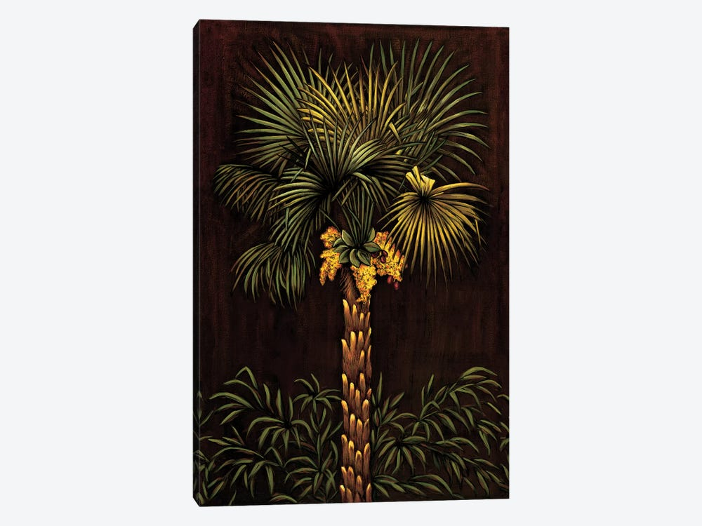Tropical Paradise I by Samuel Blanco 1-piece Canvas Artwork
