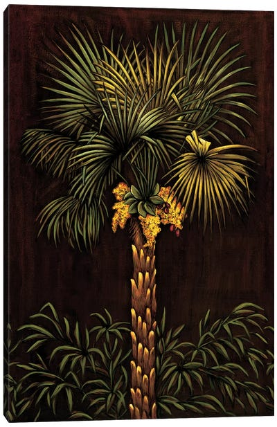 Tropical Paradise I Canvas Art Print