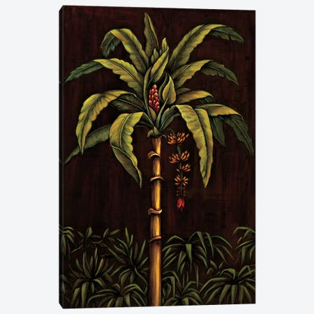 Tropical Paradise II Canvas Print #SBL5} by Samuel Blanco Art Print