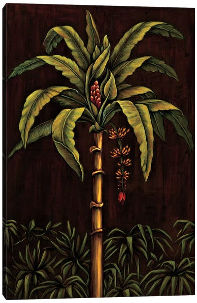 Tropical Paradise II Canvas Art Print