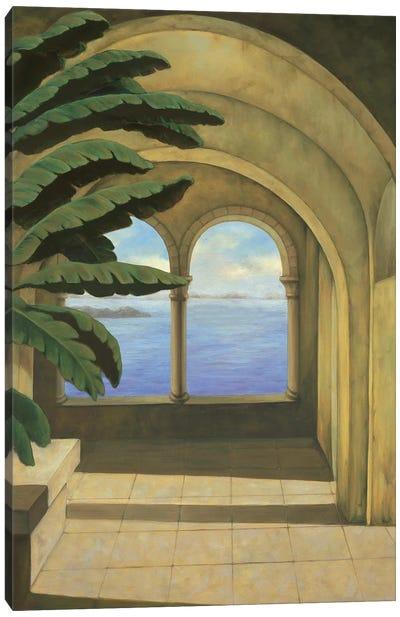 Ocean Villa I Canvas Art Print