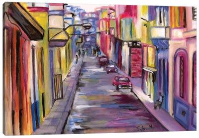 La Habana Canvas Art Print