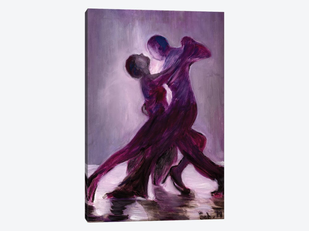 Tango I by Sebastien Montel 1-piece Art Print