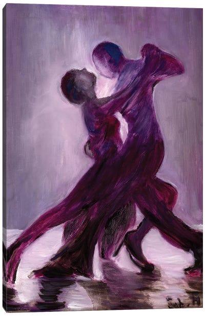 Tango I Canvas Art Print