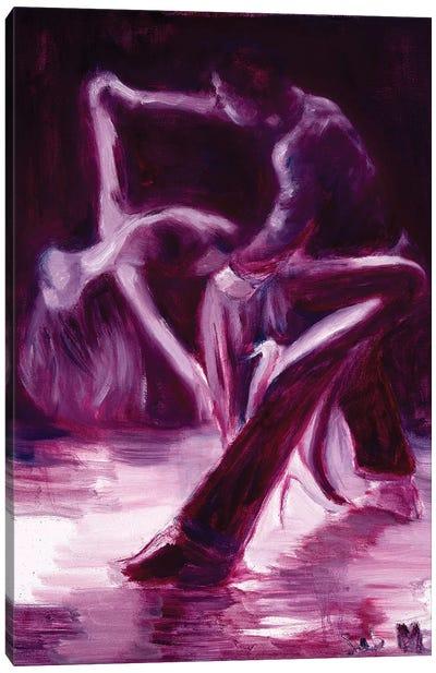 Tango II Canvas Art Print