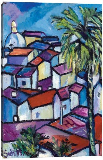 Casablanca Canvas Art Print