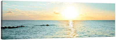 Bimini Horizon I Canvas Art Print