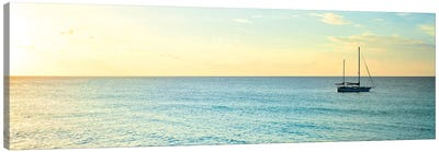 Bimini Horizon II Canvas Art Print