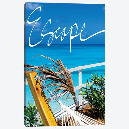 Escape Canvas Print #SBT23} by Susan Bryant Canvas Art