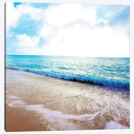 Golden Sands I Canvas Print #SBT28} by Susan Bryant Canvas Wall Art