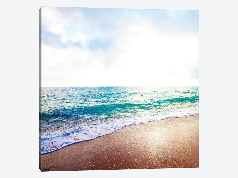 Golden Sands II by Susan Bryant 1-piece Art Print