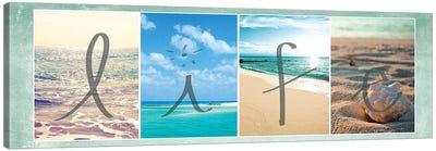 Sea Life Canvas Art Print
