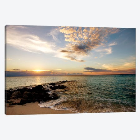 Bimini Afternoon Canvas Print #SBT52} by Susan Bryant Art Print