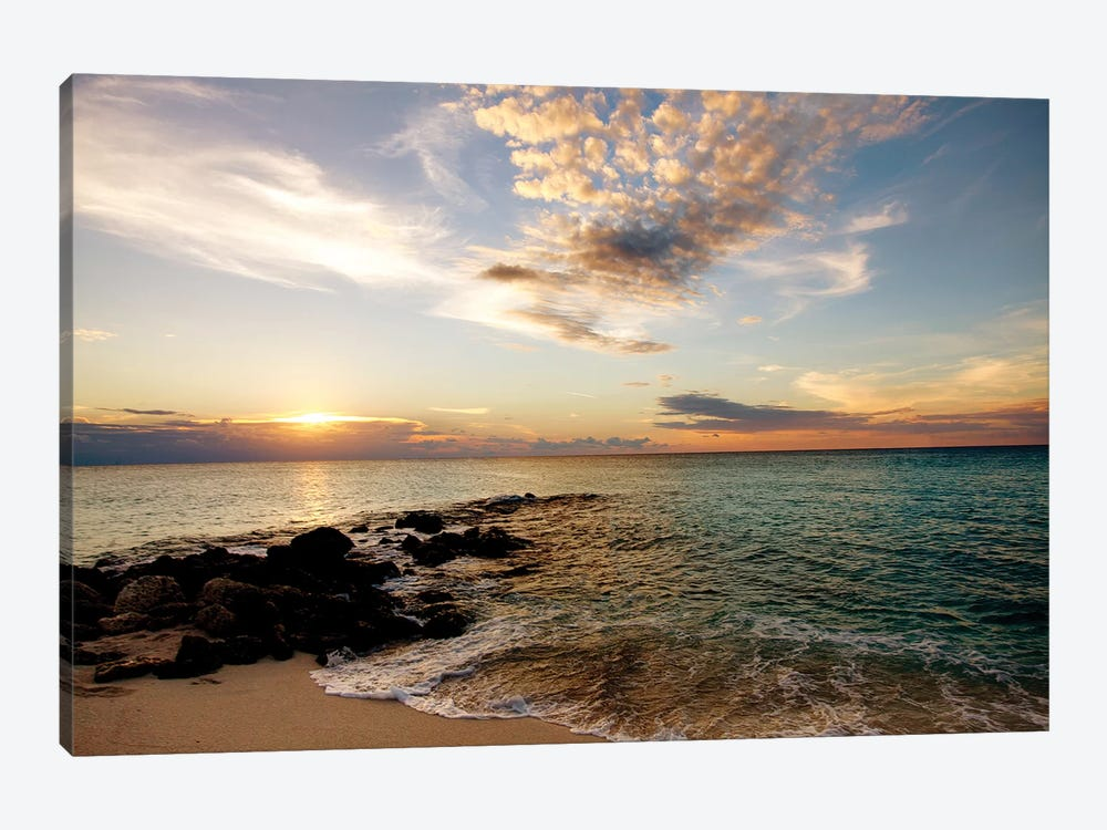 Bimini Afternoon by Susan Bryant 1-piece Canvas Print