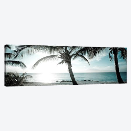 Cool Bimini I Canvas Print #SBT56} by Susan Bryant Canvas Art