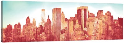 NY Love Canvas Art Print