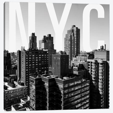 NYC Canvas Print #SBT68} by Susan Bryant Canvas Wall Art