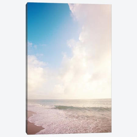 The Sea Canvas Print #SBT80} by Susan Bryant Canvas Art