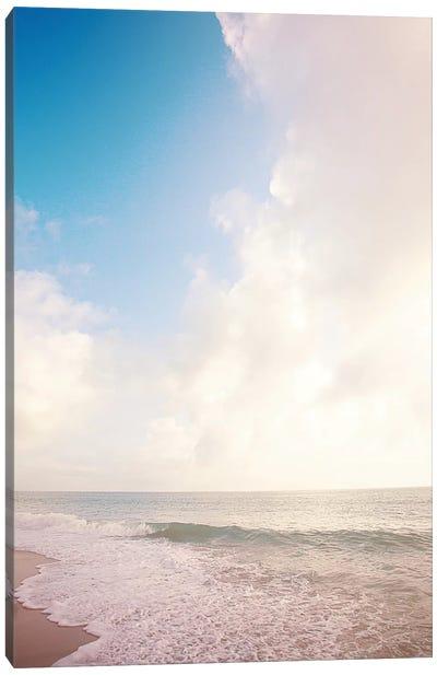 The Sea Canvas Art Print