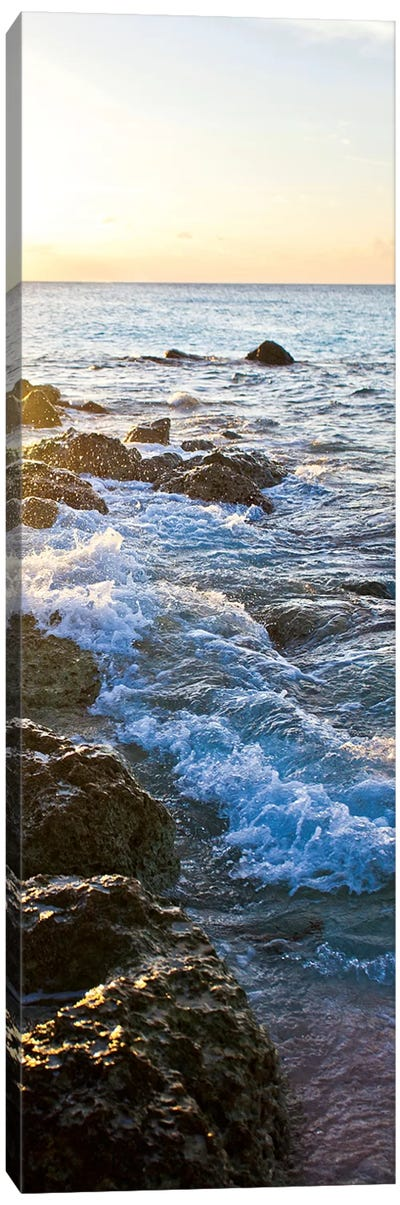 Bimini Coastline I Canvas Art Print