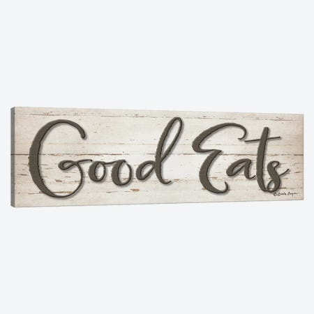 Good Eats Canvas Print #SBY12} by Susie Boyer Canvas Artwork
