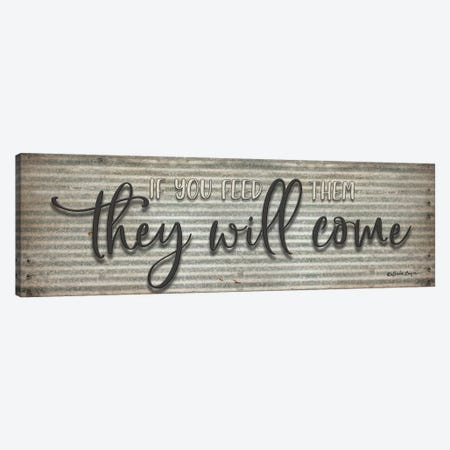 They Will Come Canvas Print #SBY15} by Susie Boyer Art Print