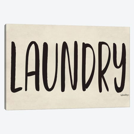 Laundry Canvas Print #SBY54} by Susie Boyer Canvas Print