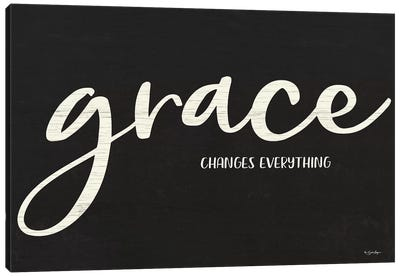 Grace Canvas Art Print
