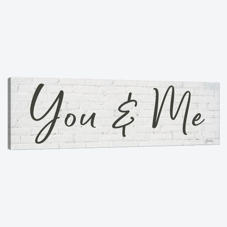 You & Me    Canvas Print #SBY77} by Susie Boyer Canvas Print