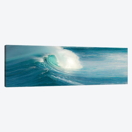 Jaws - Maui Canvas Print #SCB30} by Scott Bennion Canvas Wall Art