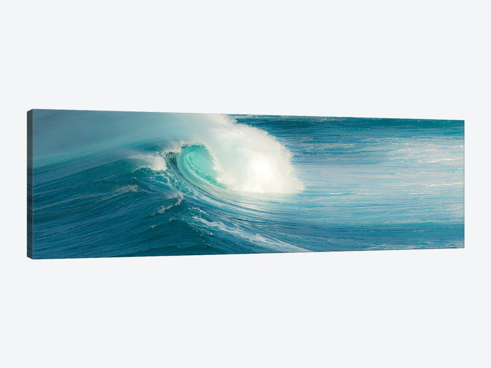 Jaws - Maui by Scott Bennion 1-piece Canvas Wall Art
