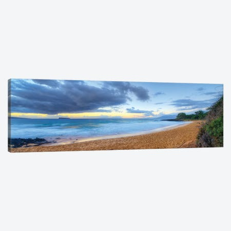 Little Beach - Maui Canvas Print #SCB40} by Scott Bennion Canvas Print