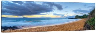 Little Beach - Maui Canvas Print #SCB40