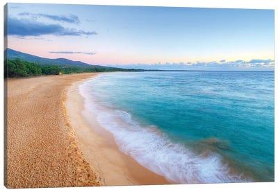 Big Beach - Maui Canvas Art Print